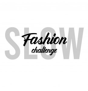 Slow Fashion Challenge 2019 logo