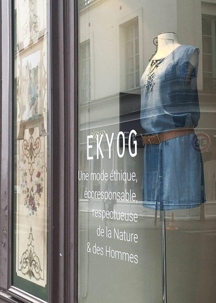 Ekyog store Paris