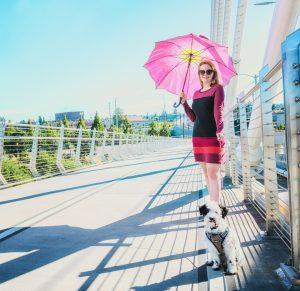 Vivid Element Poppy dress
