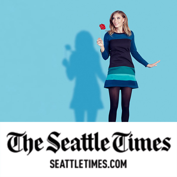 Vivid Element in the Seattle Times