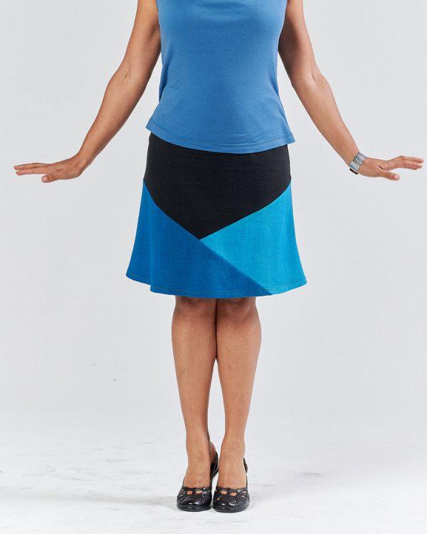 Vivid Element   Crystal skirt