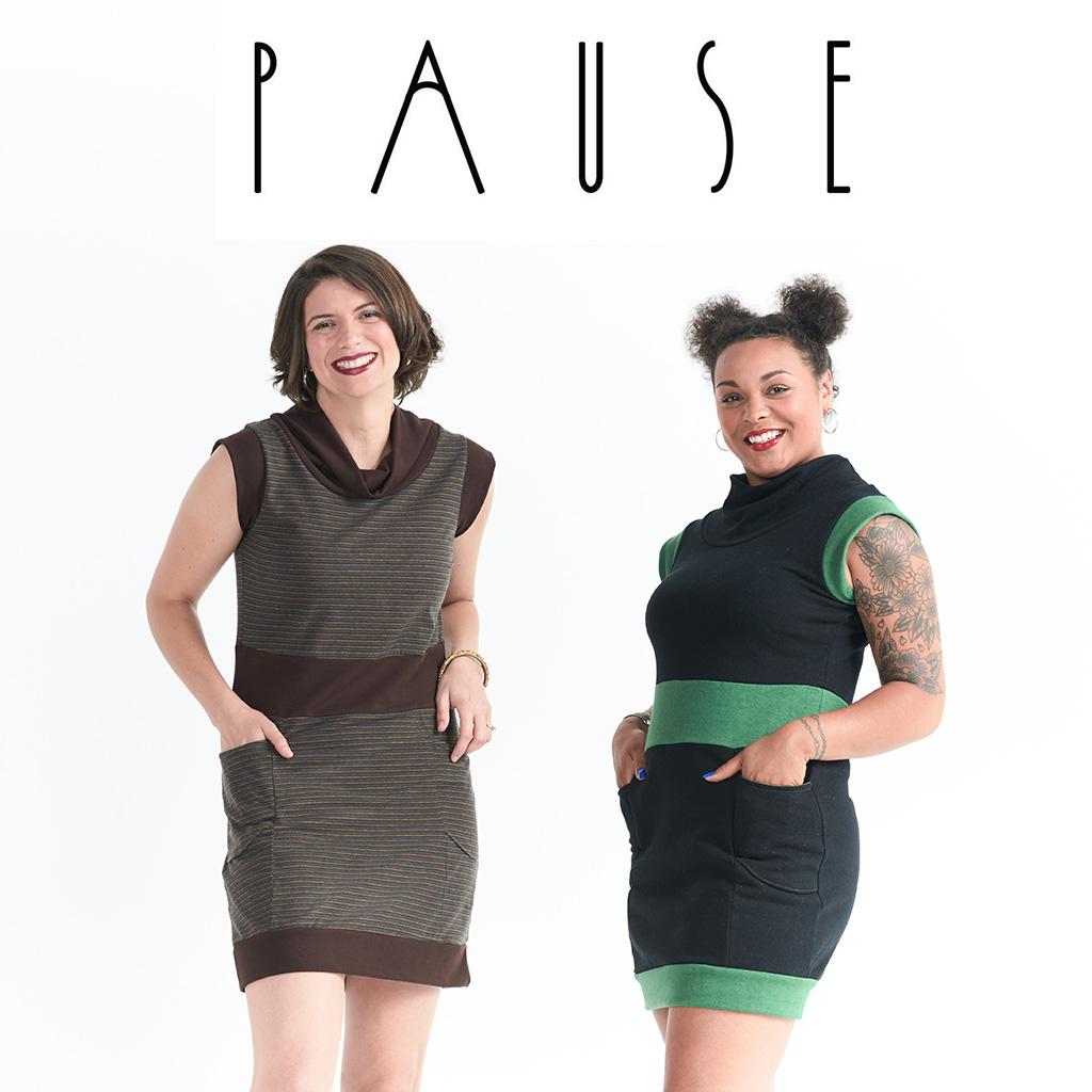 Pause fashion popup London