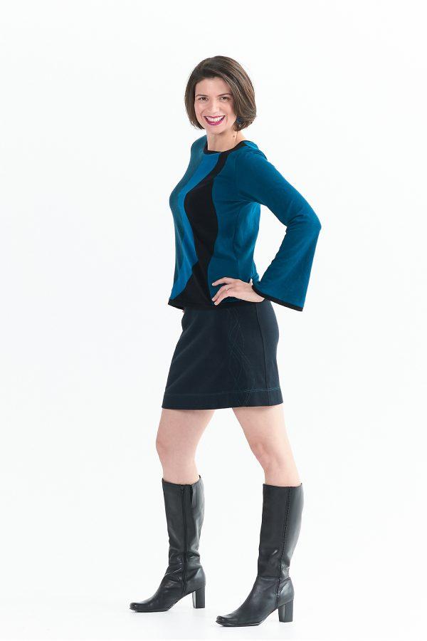 Vivid Element | Astro skirt