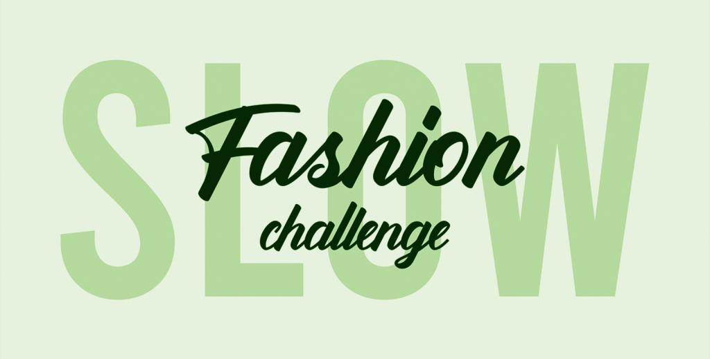 Slow Fashion Challenge logo