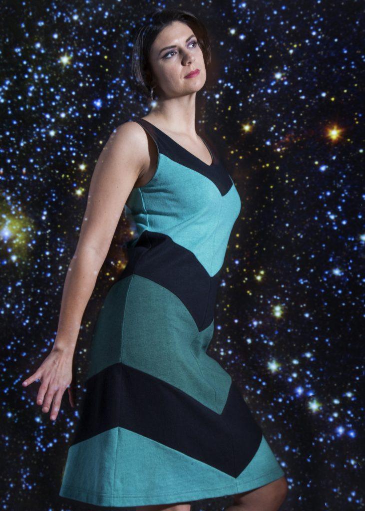 Vivid Element | Supernova dress