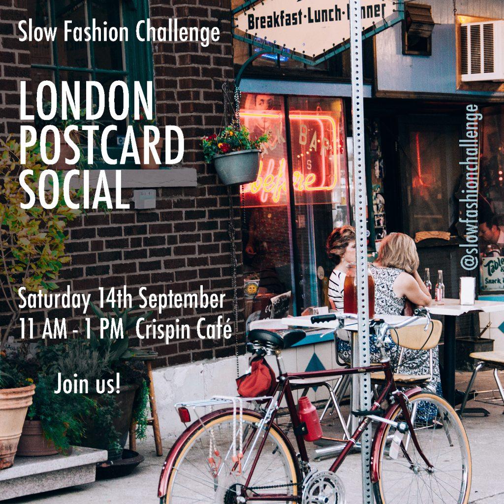 London Postcard Social logo
