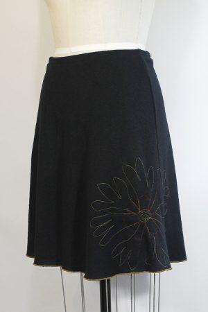 Obsidian Skirt