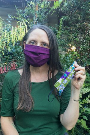 Face Mask – Reusable & Reversible